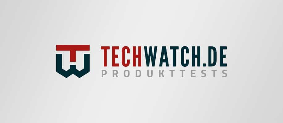 TechWatch Logo Grafik
