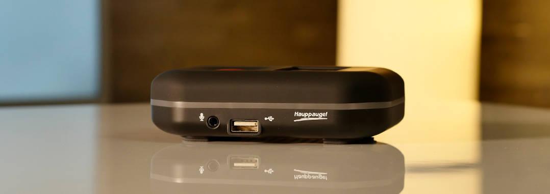 Hauppauge HD PVR 60 Headbild