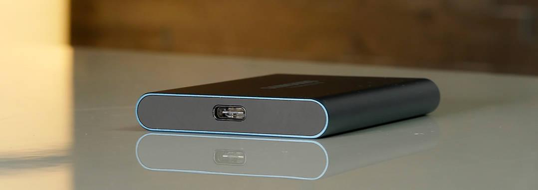 Samsung Portable SSD T5 Headbild