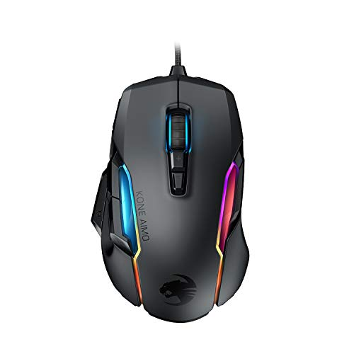 Roccat Kone AIMO Gaming Maus (hohe Präzision,...
