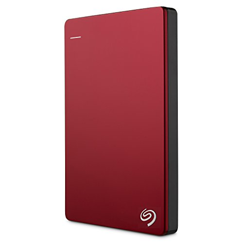 Seagate Backup Plus Slim, tragbare externe...