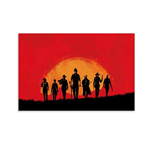 jiaobaba Red Dead...