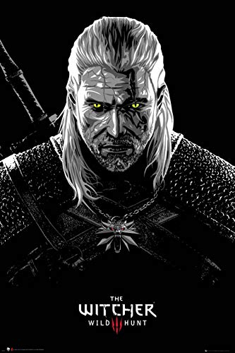 Poster The Witcher 3...