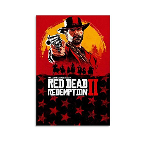 Red Dead Redemption...