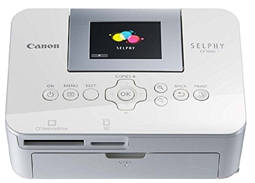 Canon Selphy CP1000...