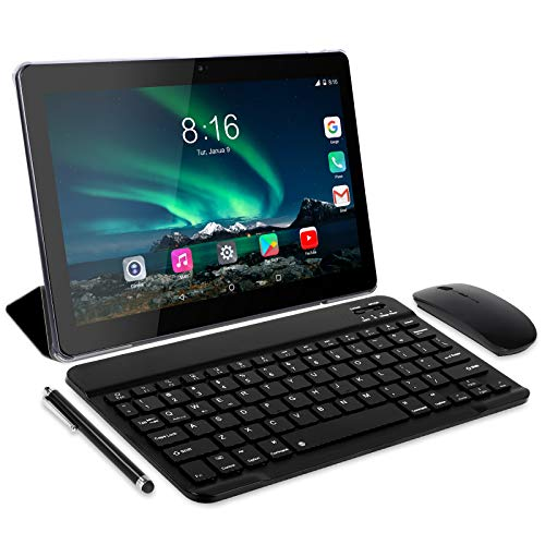 Tablet Android 10.0 - TOSCIDO Tablets 10 Zoll 4...