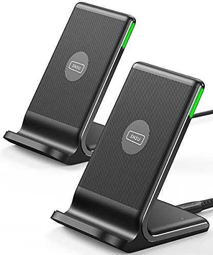 INIU Wireless Charger [2 Pack], 15W...