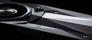 Nvidia GeForce GTX 1080 TI Closeup Render