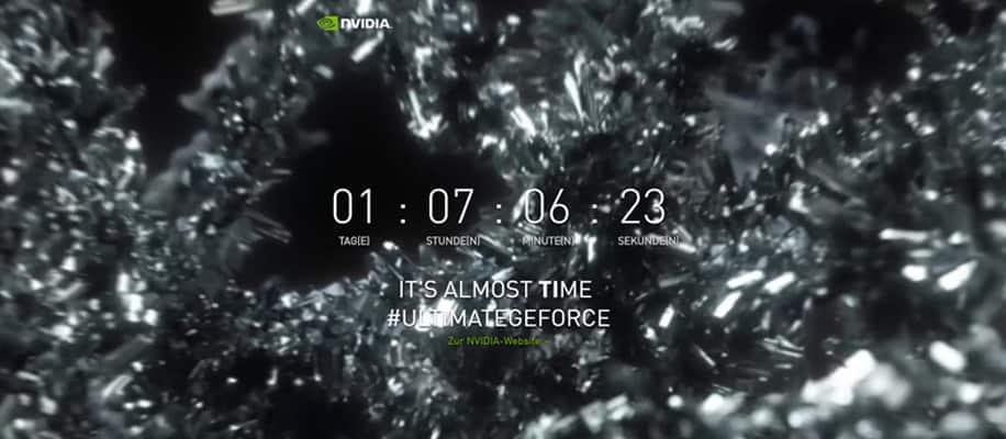 nvidia countdown