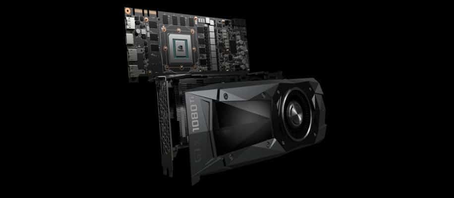 GTX 1080 TI Render