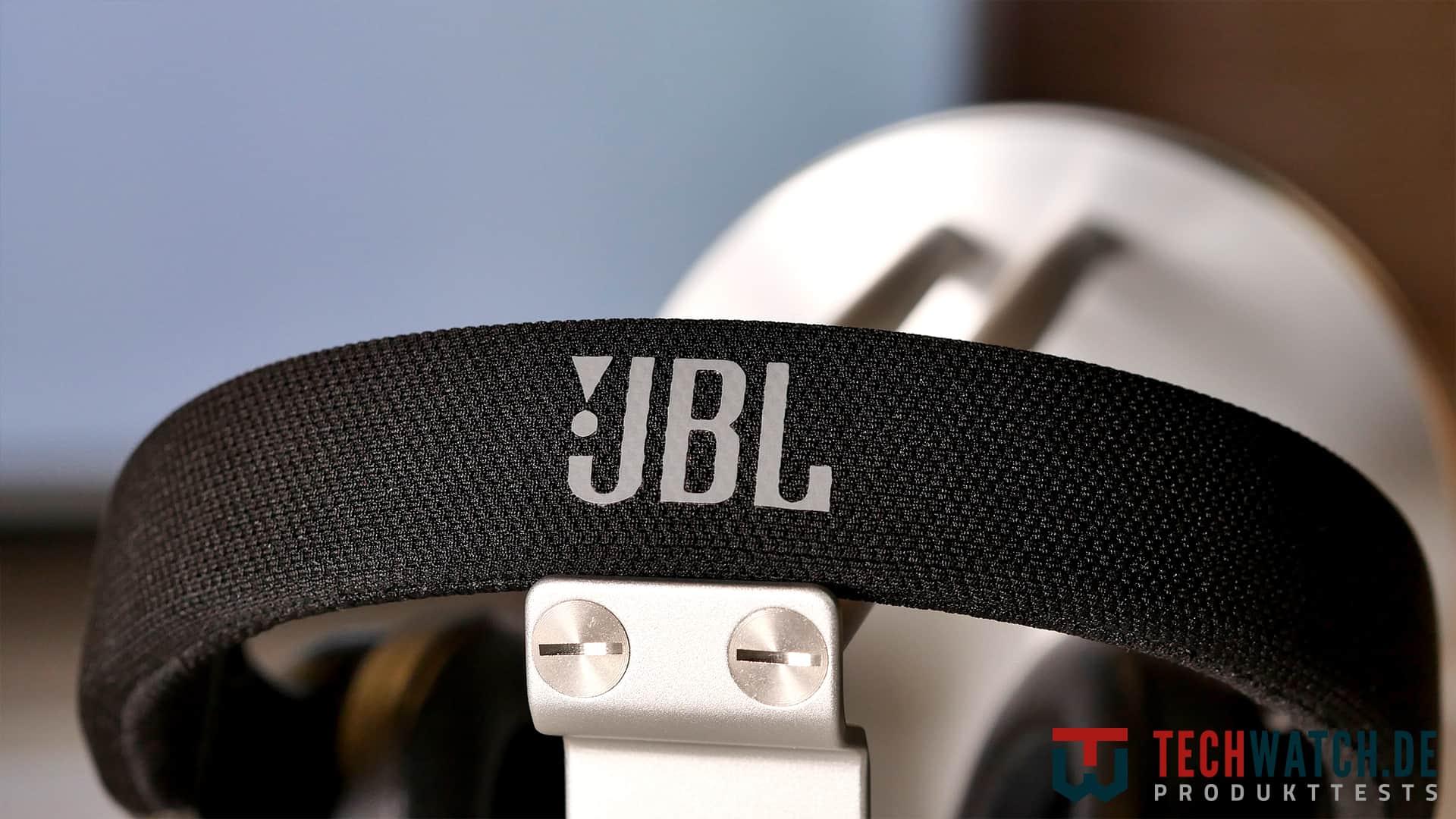 JBL E45BT JBL Logo