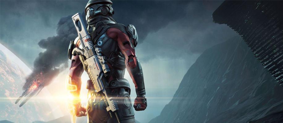 Mass Effect Andromeda Render