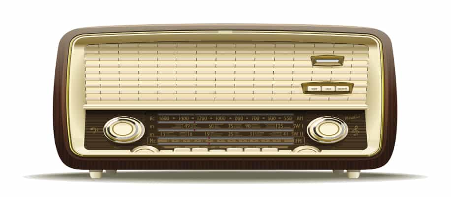 Klassisches Radio