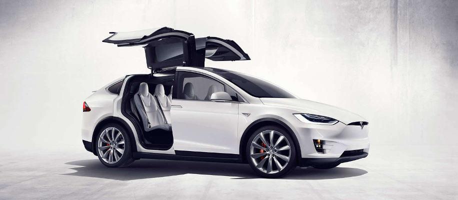 Tesla Model X Produktbild