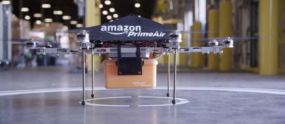Amazon PrimeAir Drohne