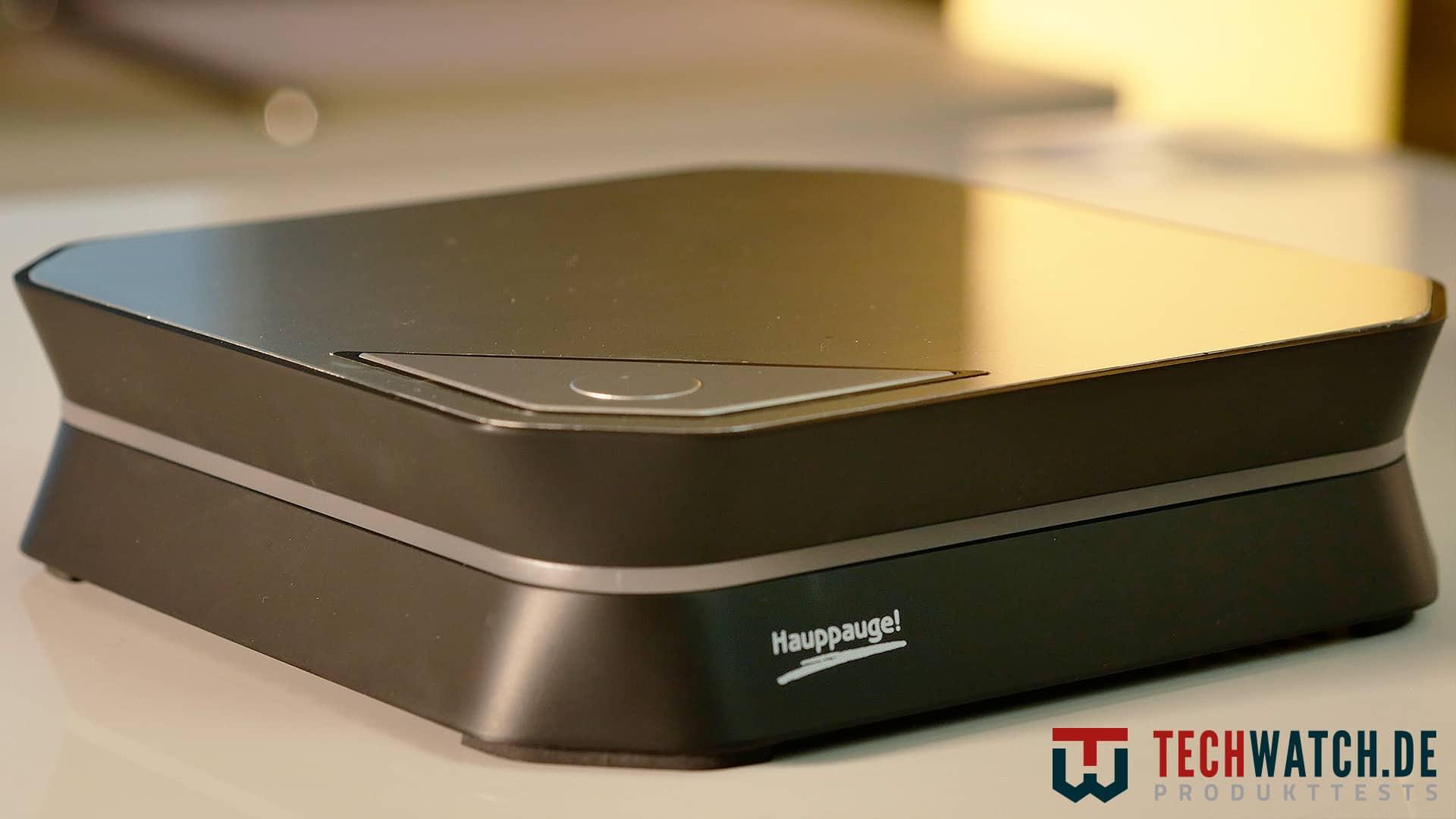 Hauppauge HD PVR60 Seitenansicht