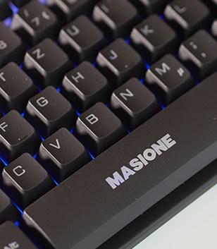 Masione Gaming Keyboard