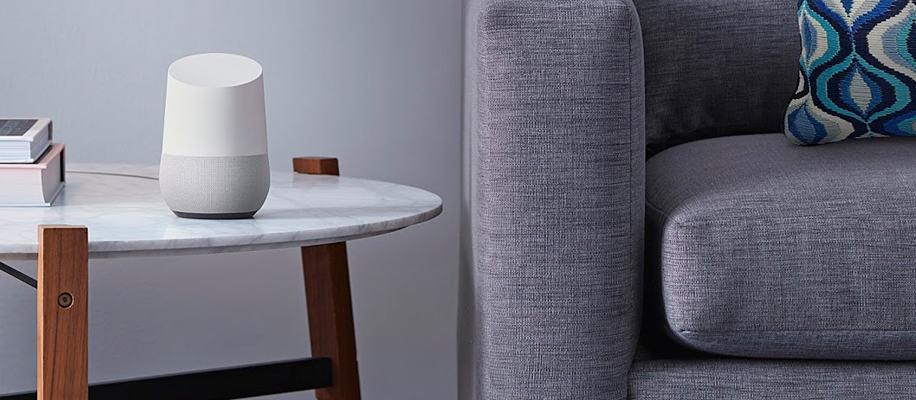 google home erscheint in deutschland techwatch. Black Bedroom Furniture Sets. Home Design Ideas