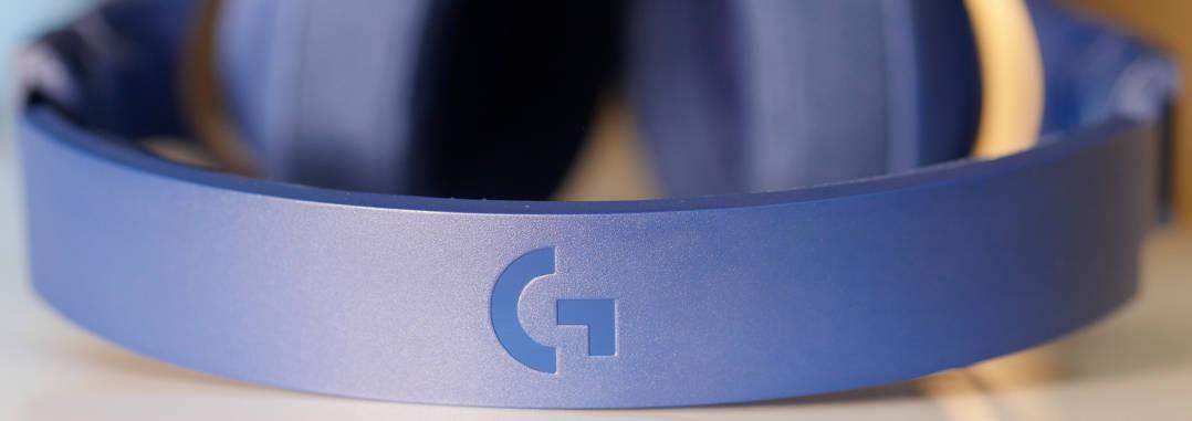 Logitech G433 Headbild
