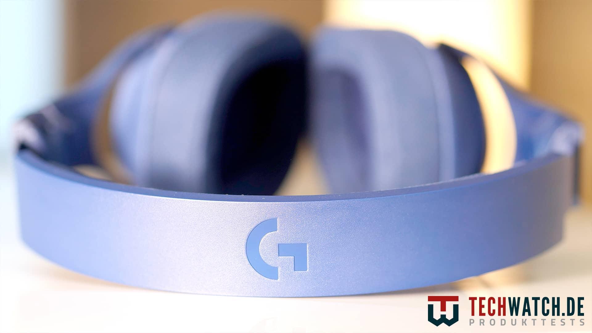 Logitech G433 Kopfband
