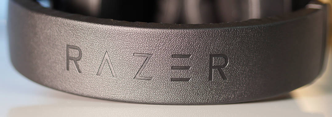 Razer Kraken 7.1 V2 Headbild
