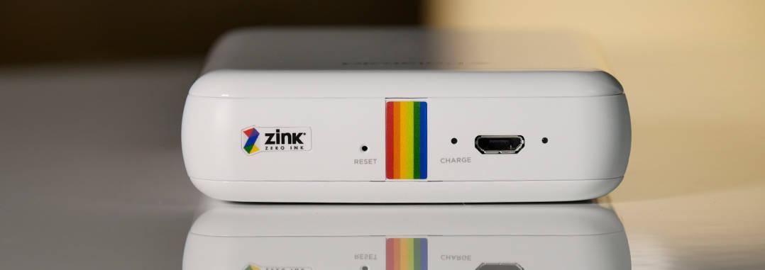 Polaroid ZIP Headbild