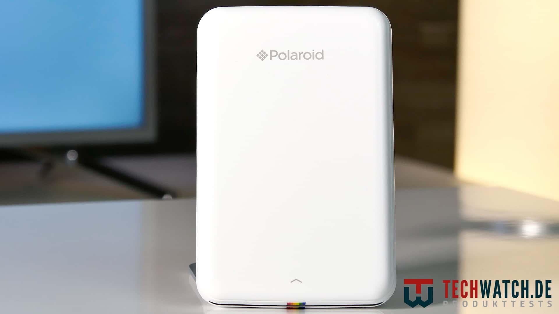 Polaroid ZIP Oberseite