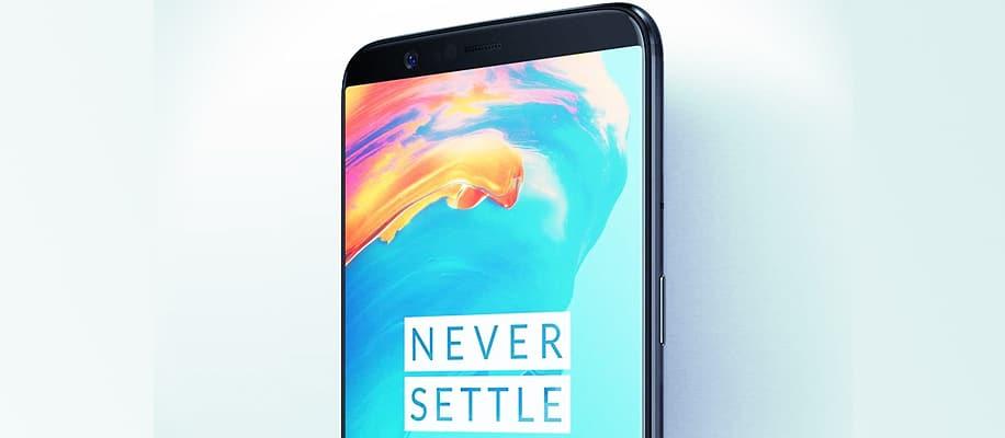 OnePlus 5T Konzeptbild