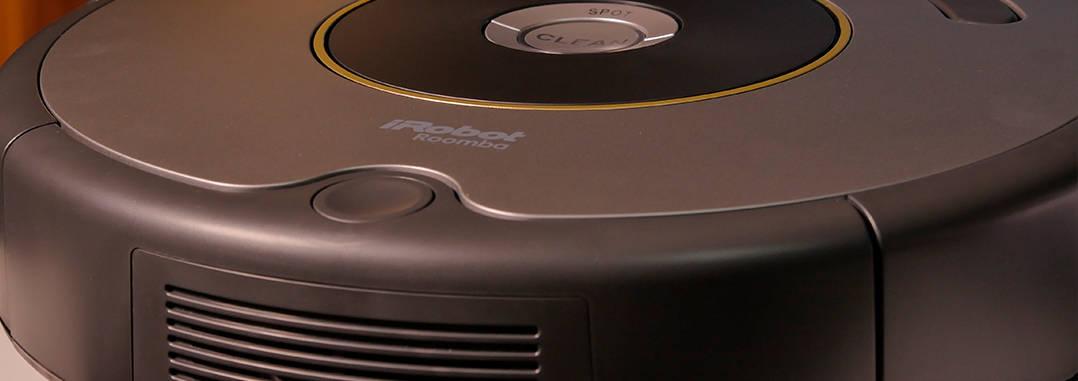 iRobot Roomba 615 Headbild