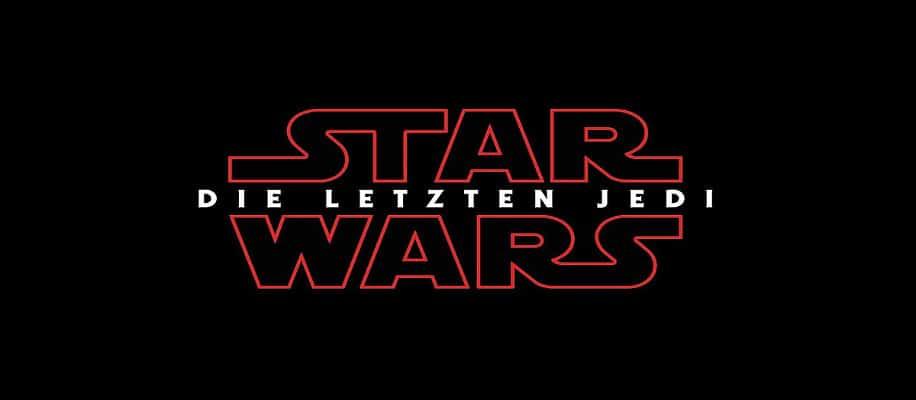 Star Wars Die letzten Jedi Logo