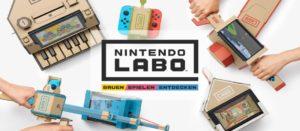Nitendo LABO Logo