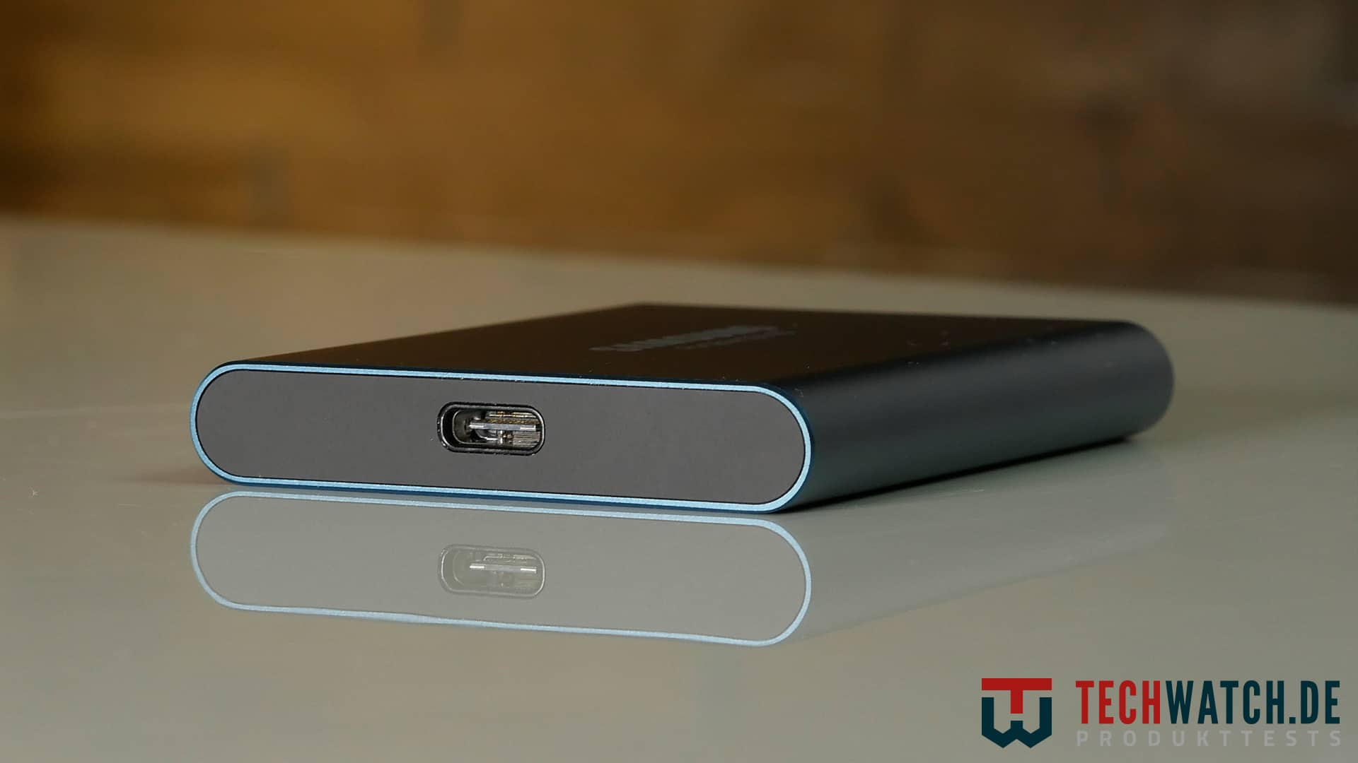 Samsung Portable SSD T5 Anschluss