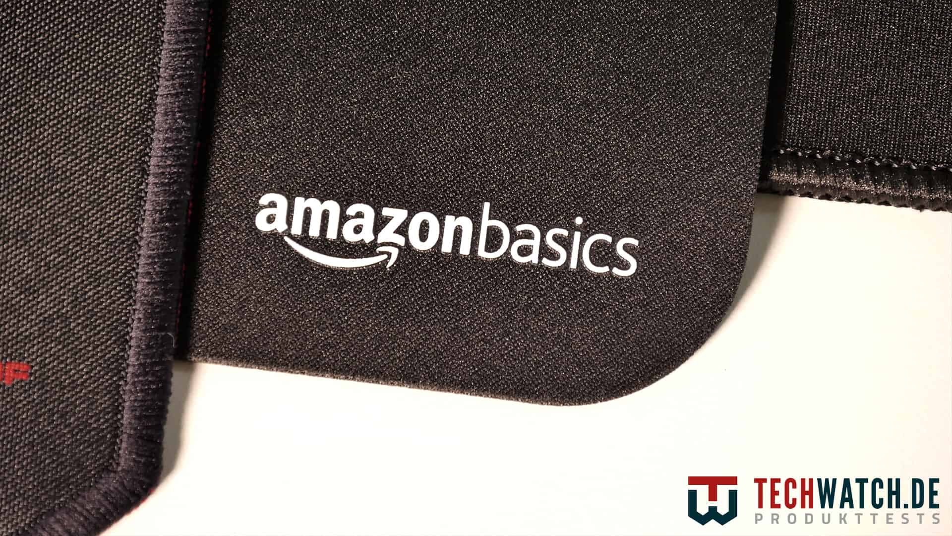 Amazon Basics XXL-Gaming-Mauspad Nahaufnahme