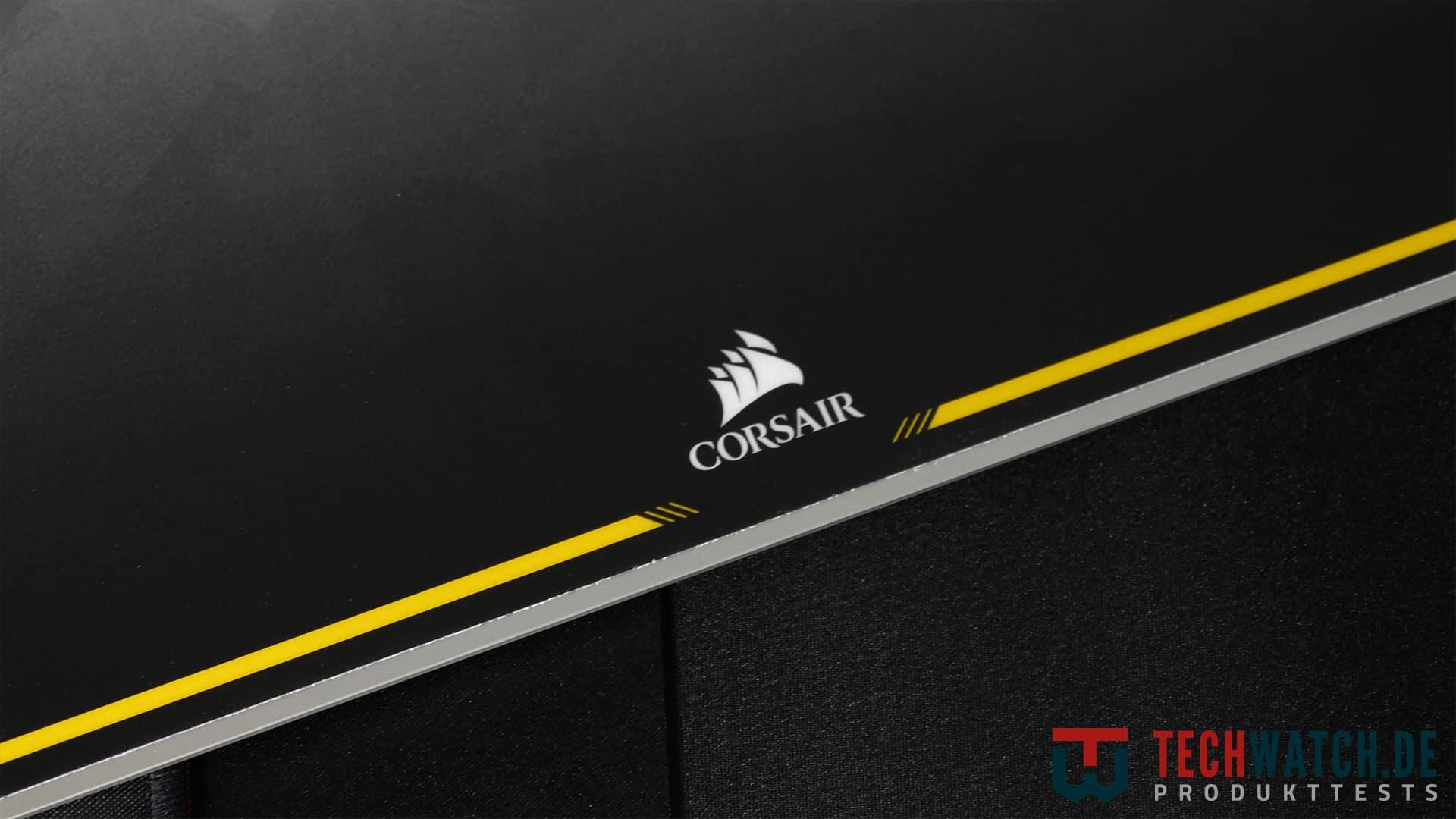 Corsair MM600 Nahaufnahme