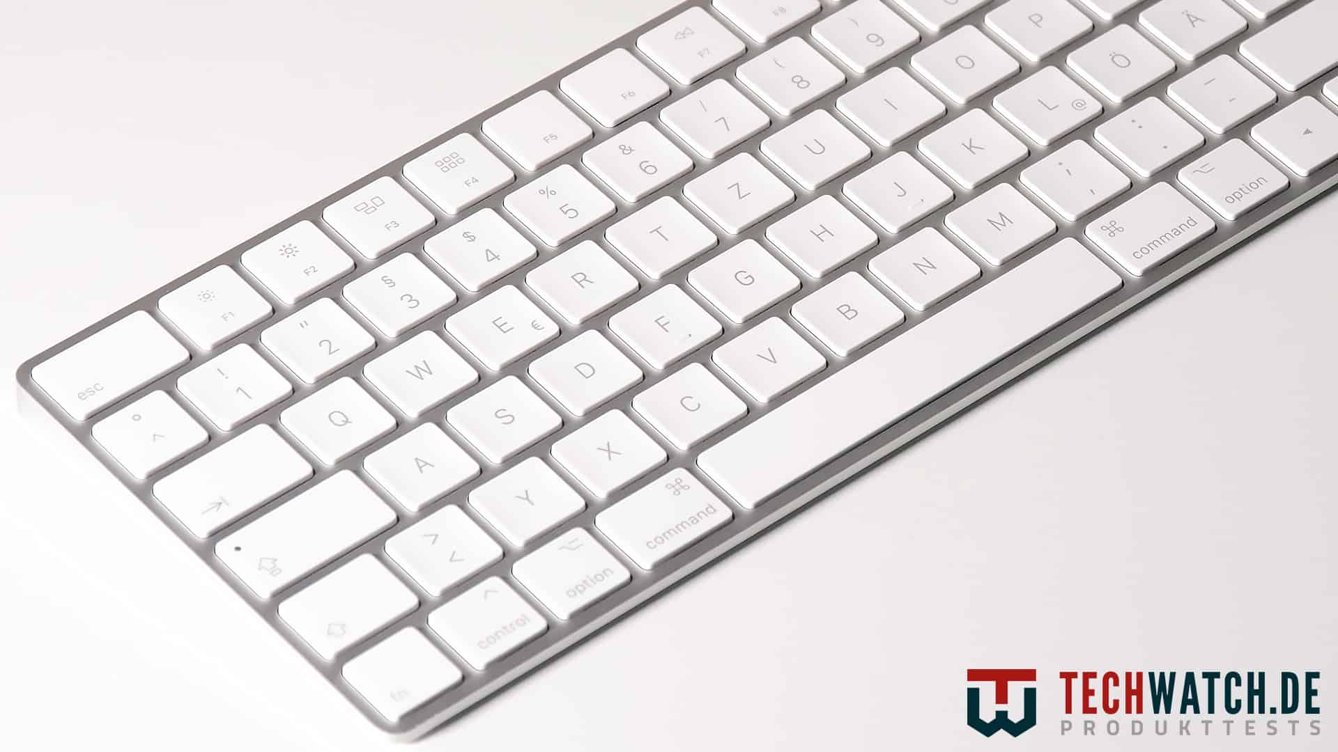 Apple Magic Keyboard Oberseite