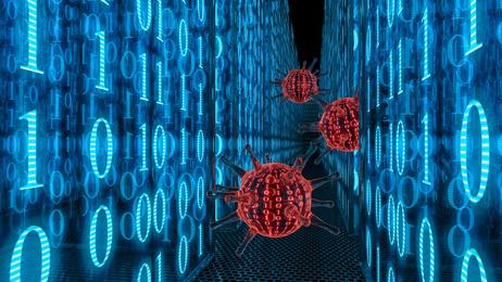 Zeros and Ones with Virus